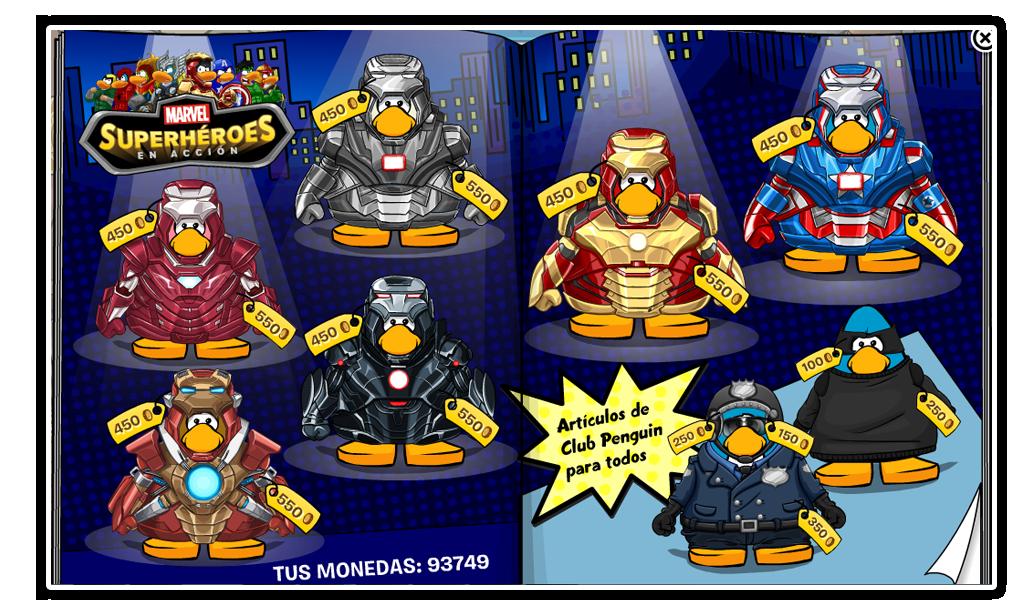 encontrar trajes De Iron Man de distintos colores lucen ¡Genial